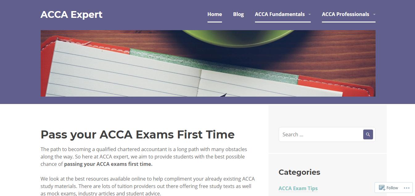 ACCA Expert