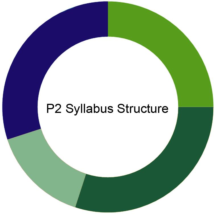 CIMA P2 Syllabus