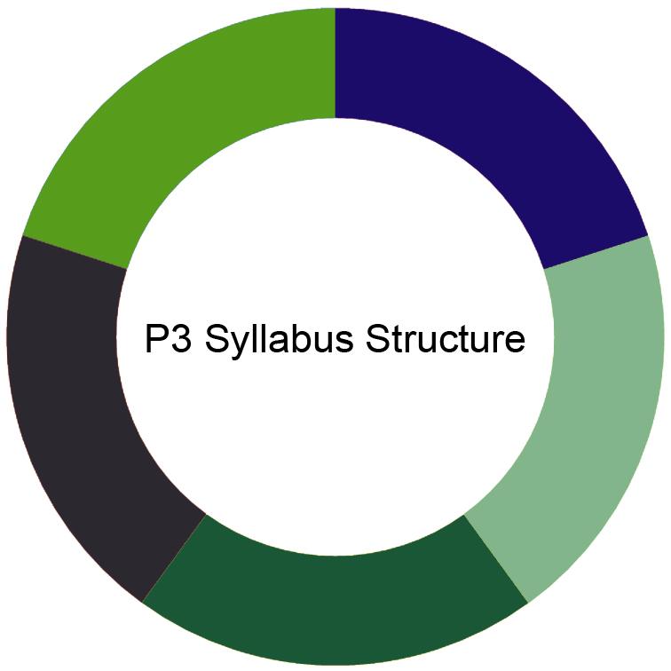 CIMA P3 Syllabus