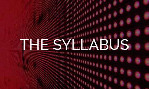CIMA 2019 Syllabus - Syllabus Details
