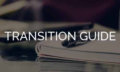 CIMA 2019 Syllabus - Transition Guide